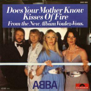ABBA: Does Your Mother Know - Cover