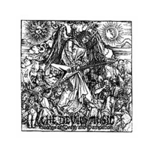 Horned Almighty: Devil's Music - Songs Of Death And Damnation, The - Cover