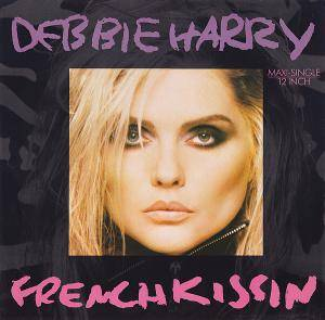 Debbie Harry: French Kissin - Cover