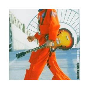 Cover - Paul Gilbert: Space Ship One