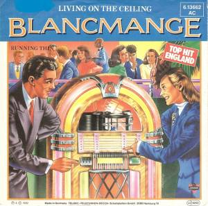 Blancmange: Living On The Ceiling - Cover