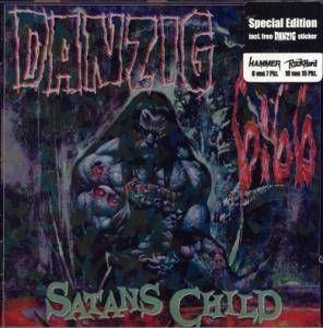 Danzig: Danzig 6:66: Satans Child (CD) - Bild 1