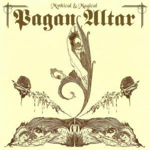 Pagan Altar: Mythical & Magical - Cover