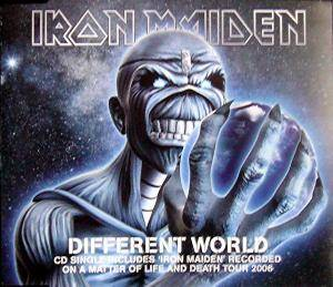 Iron Maiden: Different World (Single-CD) - Bild 1