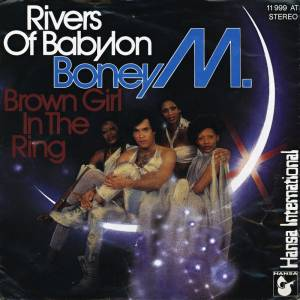 Boney M.: Rivers Of Babylon - Cover