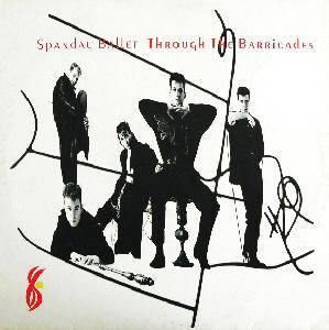 Spandau Ballet: Through The Barricades (LP) - Bild 7