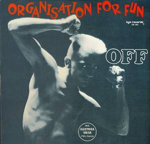 OFF: Organisation For Fun - Cover