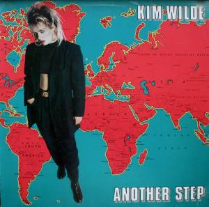 Kim Wilde: Another Step - Cover
