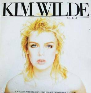 Kim Wilde: Select - Cover