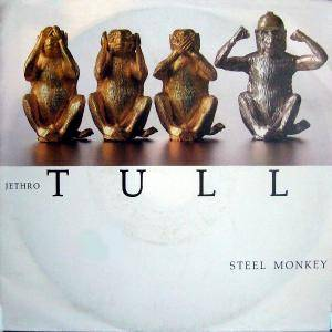 Jethro Tull: Steel Monkey - Cover