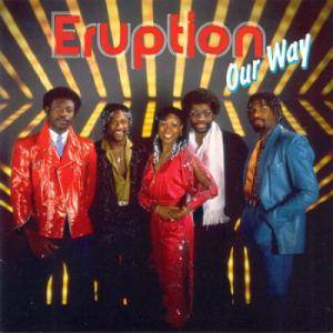 Cover - Eruption: Our Way