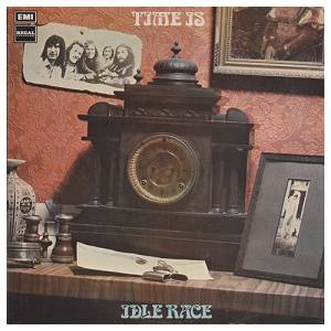 Cover - Idle Race, The: Time Is