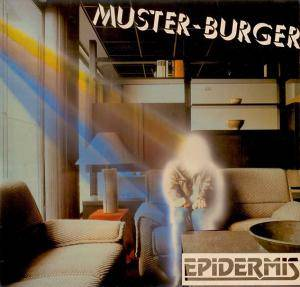 Epidermis: Muster-Burger - Cover
