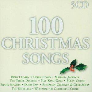 Cover - Patti Page: 100 Christmas Songs