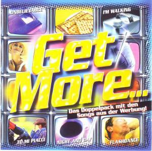 Cover - Gene Allison: Get More...