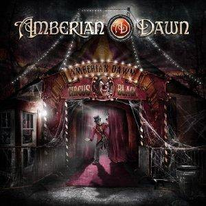 Amberian Dawn: Circus Black - Cover