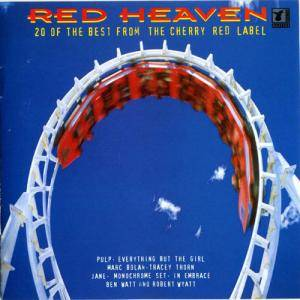 Cover - Jane: Red Heaven - The Best From Cherry Red