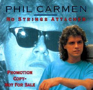 Cover - Phil Carmen: No Strings Attached