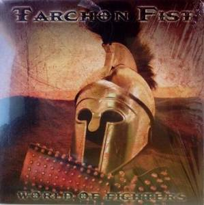 Cover - Tarchon Fist: World Of Fighters