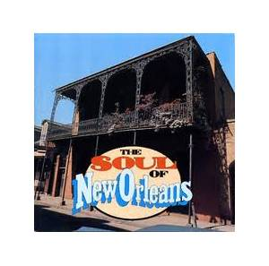 Soul Of New Orleans, The - Cover