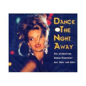 Cover - Yo! Co Ross: Dance The Night Away - Die ultimativen Dance-Klassiker der 80er und 90er