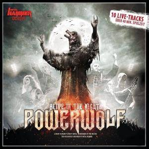 Powerwolf: Alive In The Night - Cover