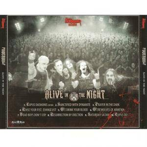 Powerwolf: Alive In The Night (CD) - Bild 5