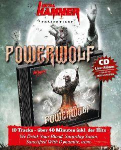 Powerwolf: Alive In The Night (CD) - Bild 7