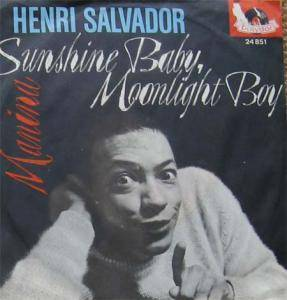 Cover - Henri Salvador: Sunshine-Baby, Moonlight-Boy
