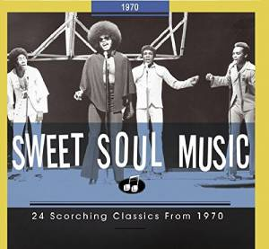 Cover - Little Sister: Sweet Soul Music - 24 Scorching Classics From 1970