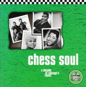 Cover - Fred Hughes: Chess Soul - A Decade Of Chicago's Finest