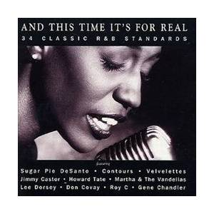 And This Time It's For Real - 34 Classic R&B Standards - Cover