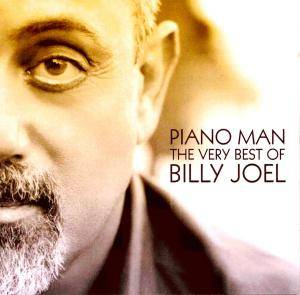 Billy Joel: Piano Man - The Very Best Of Billy Joel - Cover