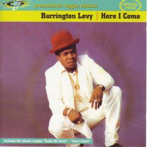 Cover - Barrington Levy: Here I Come