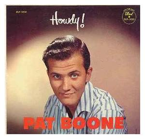 Cover - Pat Boone: Howdy!