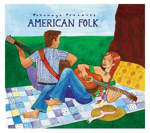 Cover - Peter Mulvey: Putumayo Presents American Folk