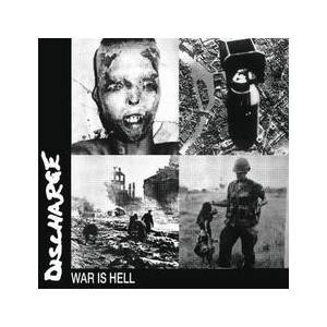 Cover - Discharge: War Is Hell