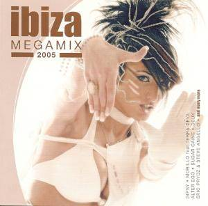 Cover - Francesco Diaz & Young Rebels: Ibiza Megamix 2005
