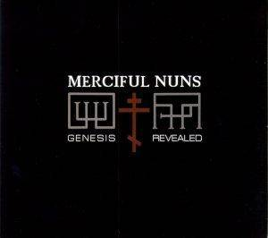 Merciful Nuns: Genesis Revealed EP - Cover