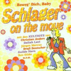 Cover - Florian Haidt: Beweg' Dich, Baby - Schlager On The Move