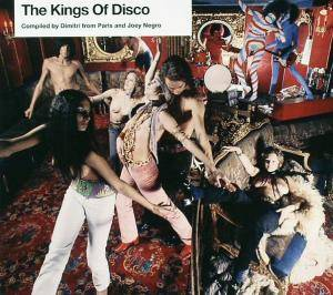 Cover - Dimitri From Paris: Kings Of Disco Compiled By Dimitri From Paris And Joey Negro, The