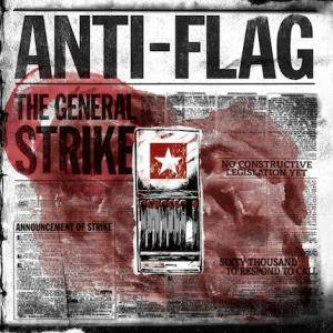 Anti-Flag: General Strike, The - Cover