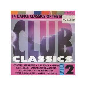 Cover - Limit, The: Club Classics Volume 2