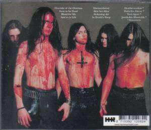 Dismember: Like An Ever Flowing Stream (CD) - Bild 2