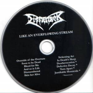Dismember: Like An Ever Flowing Stream (CD) - Bild 3