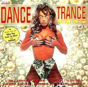 Cover - Darkness: Dance Trance 95