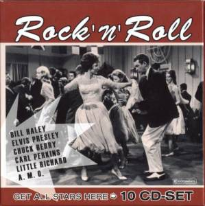 Cover - Zeb Turner: Rock 'n' Roll - Get All Stars Here