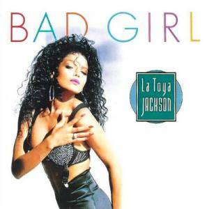 La Toya Jackson: Bad Girl - Cover
