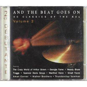 Cover - Shorty Long: And The Beat Goes On - Volume 2