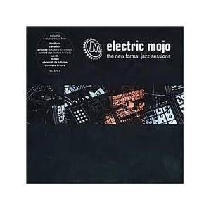 Electric Mojo - The New Format Jazz Sessions - Cover